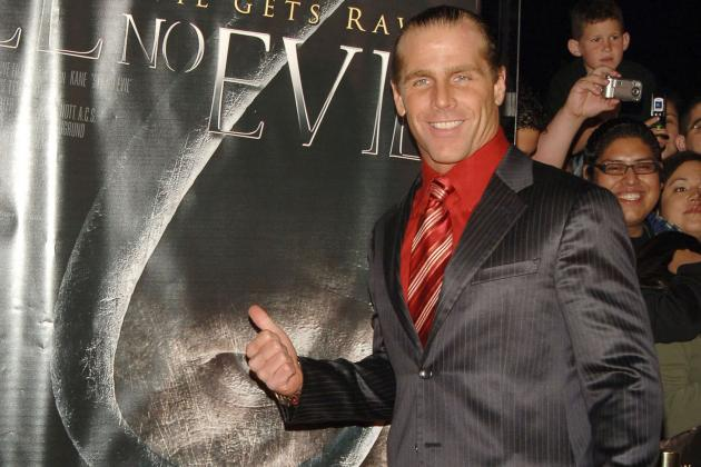Shawn Michaels Stuns Triple H; HBK Set to Be Referee at WrestleMania 28