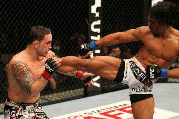 Benson Henderson: I'm More Than Willing to Give Frankie Edgar a Rematch