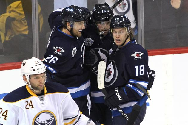 Winnipeg Jets End Eight-Game Homestand with 3-1 Win over Buffalo Sabres