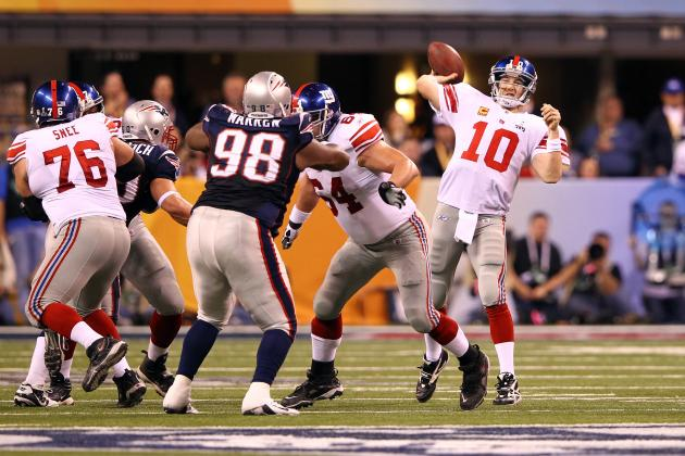 Eli Manning: New York Giants QB Is NFL's Great Anomaly