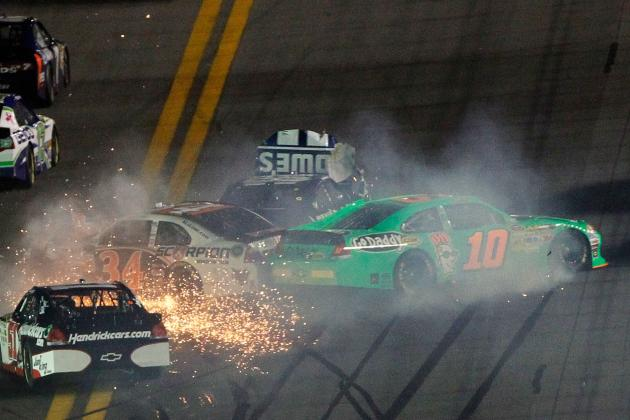 Danica Patrick: Why Has She Been Involved in So Many Crashes Lately?