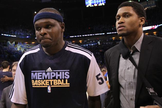 Zach Randolph Injury: Memphis Grizzlies Star Practicing, Not Playing This Week