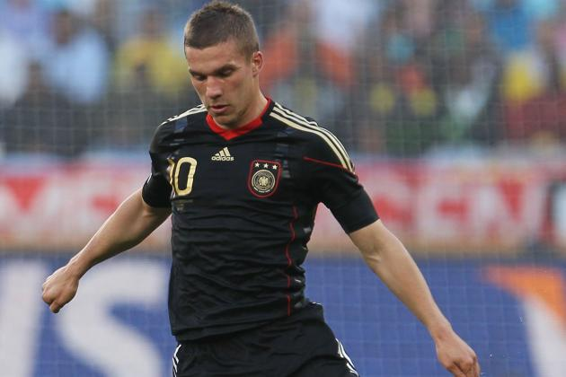 Arsenal Transfer News: Podolski Available for £5 million