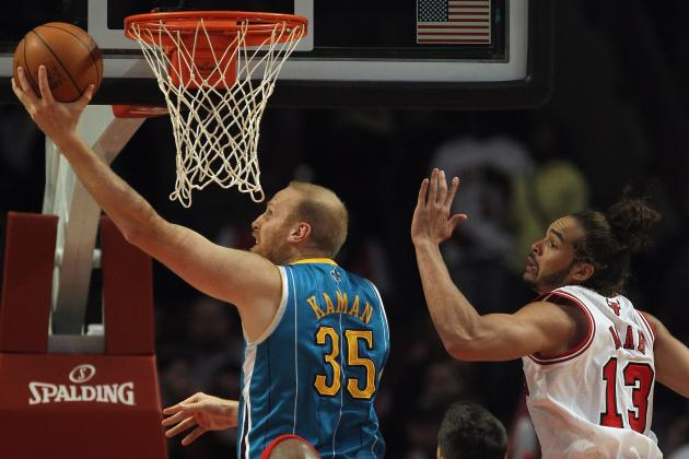 NBA Rumors: Indiana Pacers Need Chris Kaman's Versatility to Make Playoff Run