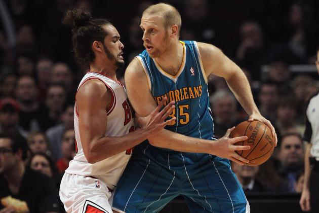 NBA Trade Rumors: Indiana Pacers Need Chris Kaman to Back Up Roy Hibbert