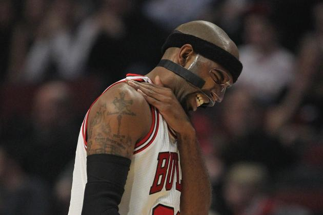 Chicago Bulls Should Seek Trade after Richard Hamilton Injury