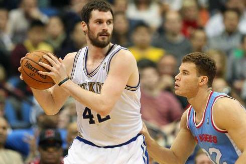 Clippers vs. Timberwolves: Kevin Love and Minnesota Down Chris Paul and LA