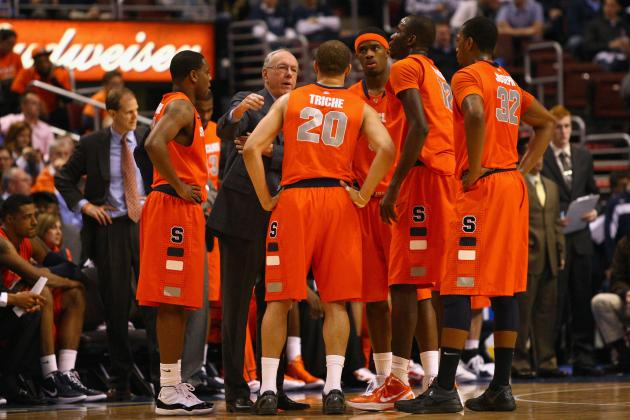 Big East Tournament 2012: Why Syracuse Orange Are a Lock to Win