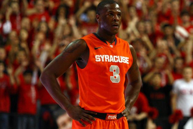 Recent Drama Not Going to Distract Syracuse Orange from Making NCAA Run