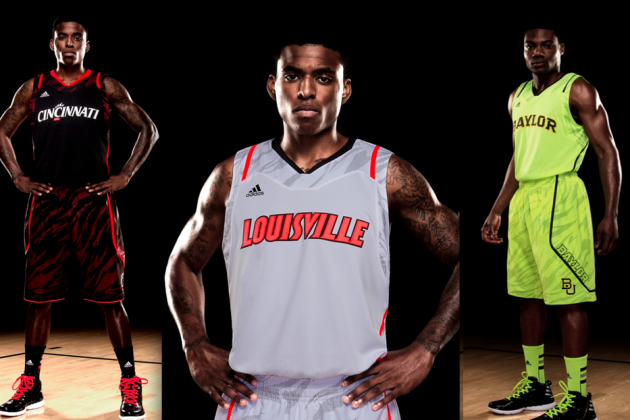 Grading Baylor, Louisville and Cincinnati's New Adidas March Madness Uniforms