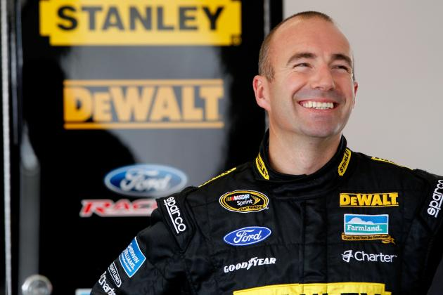 Marcos Ambrose Will Win at Least One Oval NASCAR Race This Season