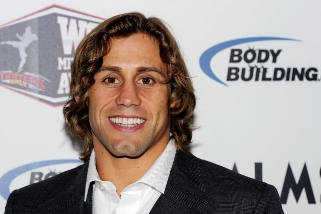UFC's Urijah Faber, Dominick Cruz Preview 'The Ultimate Fighter Live'