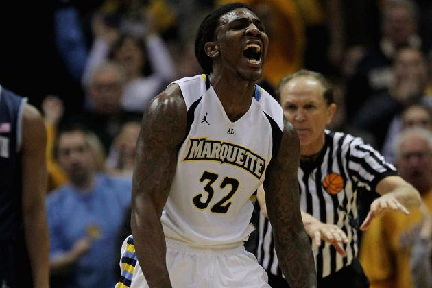 Big East Tournament 2012: Marquette Will Earn Respect After Tourney Domination