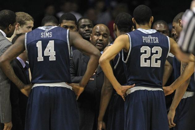 Big East Tournament 2012: Georgetown Is a Dangerous Sleeper to Win