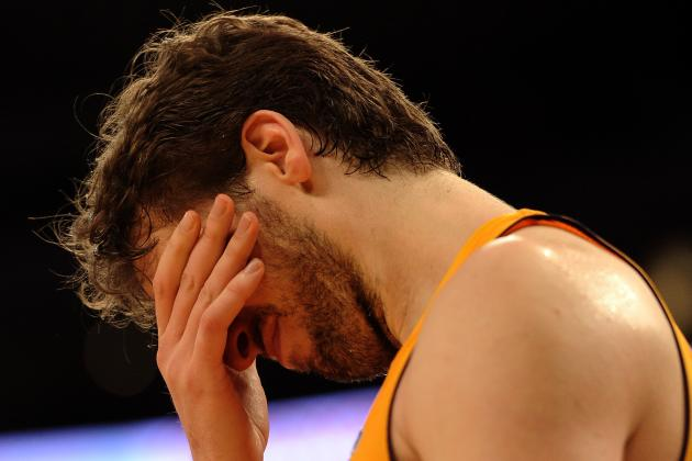 Bulls Rumors: Why Pau Gasol Doesn't Fit Chicago's Puzzle
