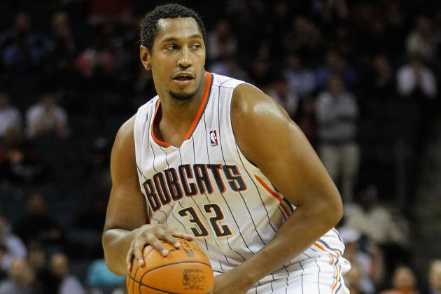 Charlotte Bobcats' Boris Diaw Requests Trade or Buyout