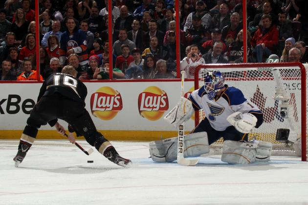 NHL Stanley Cup Playoffs 2012: Why the St. Louis Blues Can't Win the Stanley Cup