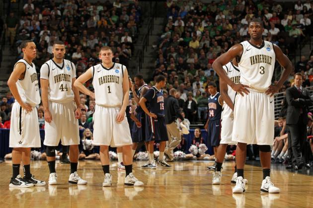 SEC Tournament 2012: Why Vanderbilt Is the Biggest Wild Card