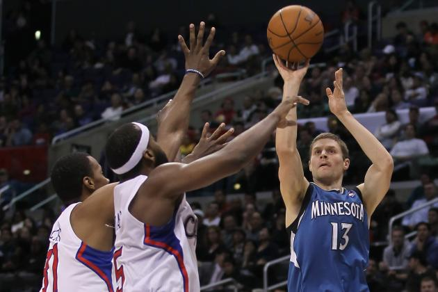 NBA Trade Rumors: Luke Ridnour Is Realistic Option for Trail Blazers at Deadline