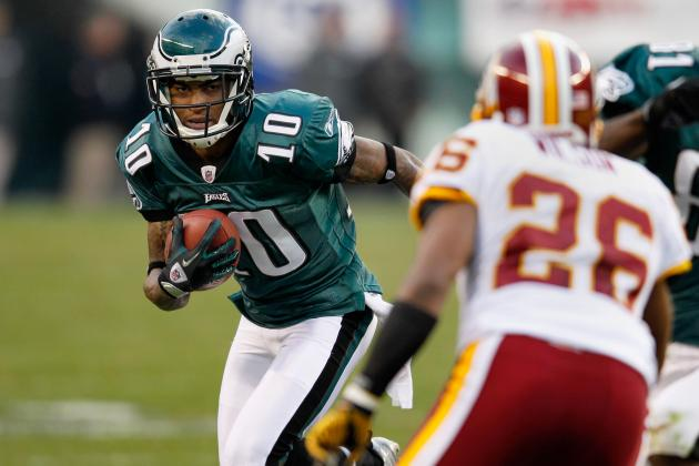 NFL Rumors: Will Philadelphia Eagles Hang on to DeSean Jackson?