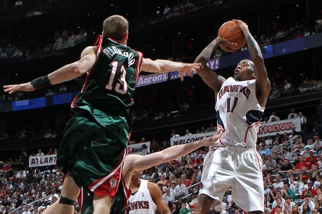 NBA Trade Rumors: Why Jamal Crawford for Luke Ridnour Makes Perfect Sense