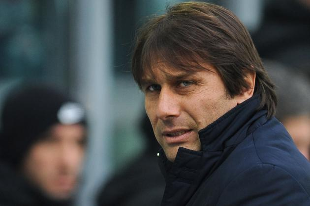 Antonio Conte's Tactical Errors Costing Juventus as Turin Holds Its Breath