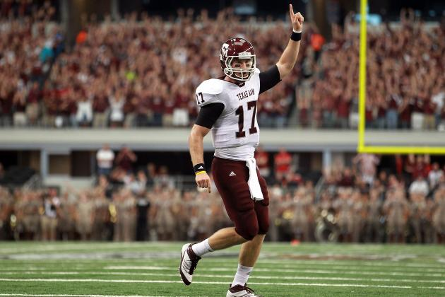 NFL Draft 2012: A Closer Look at Ryan Tannehill and the Cleveland Browns