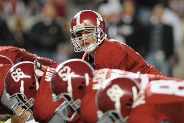 Alabama Football: What Latest Injuries, Suspensions Mean for Offense in Spring
