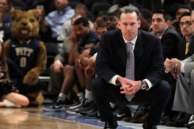 Big East Tournament 2012: Pittsburgh Making Most of Disappointing Season