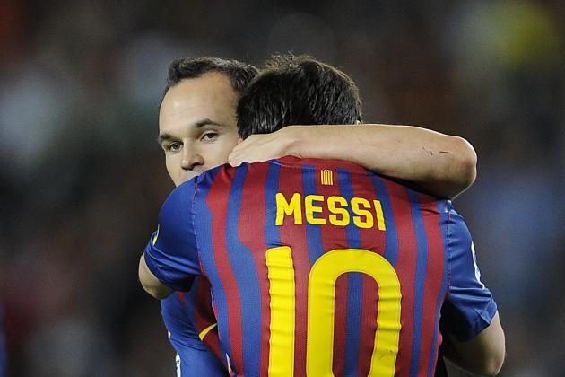 FC Barcelona: Juan Roman Riquelme Praises Leo Messi and Andres Iniesta