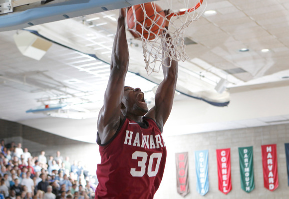Harvard Gets NCAA Tournament Berth
