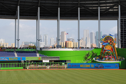 Miami Marlins: Marlins Park Home-Run Feature Might Be Done Away with