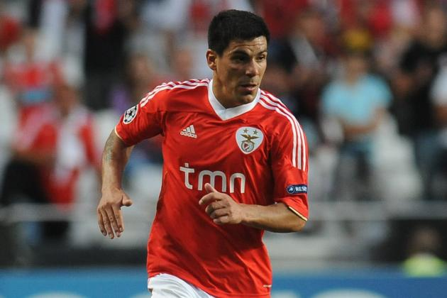 Benfica vs. Zenit St. Petersburg: Two Extra-Time Goals Send Portuguese Through