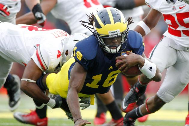 Michigan vs. Ohio State Football: The Bright Future of 'the Game'