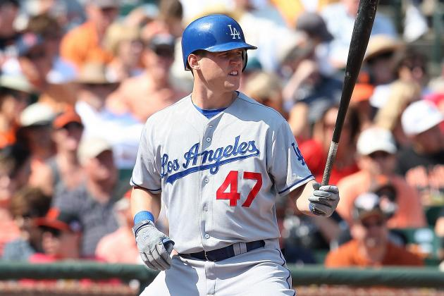 LA Dodgers 2012 Preview: Where Should Outfielder Jerry Sands Begin the Year?