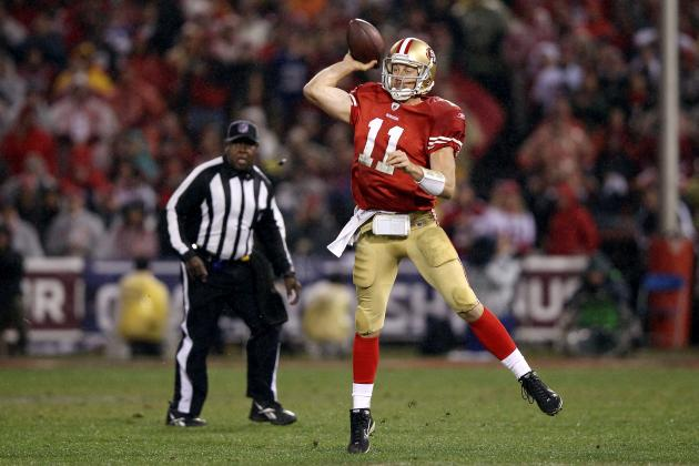 San Francisco 49ers: Why 'Niners Are Dumb To Trust Alex Smith