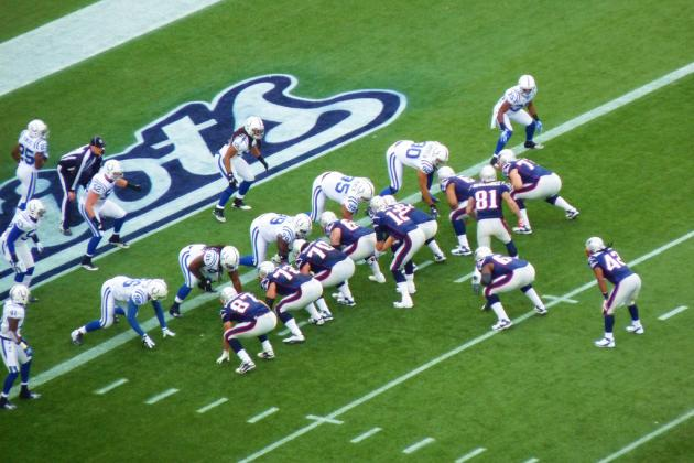 Youth Movement on the New England Patriots Offensive Line