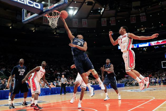 Villanova Basketball: Wildcats Top Rutgers 70-49 in Big East Tourney