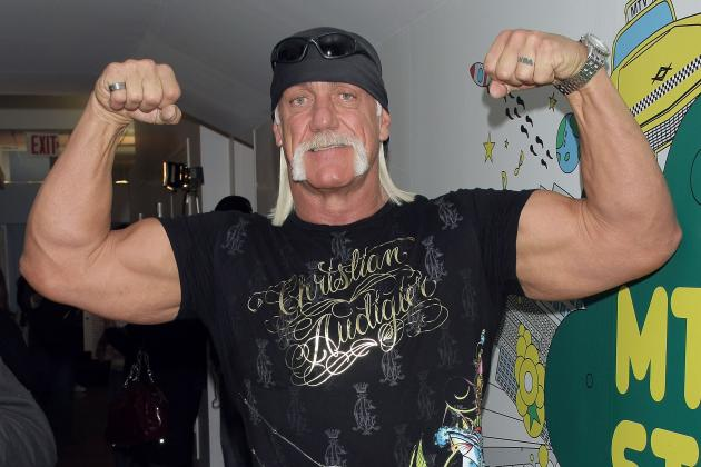 Pro Wrestling News: Hulk Hogan Sex Tape Surfaces: