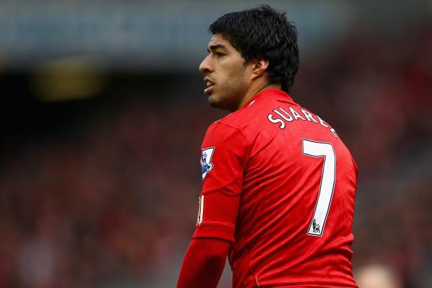 Liverpool Transfer Rumours: Luis Suarez to French Giants Paris Saint-Germain?