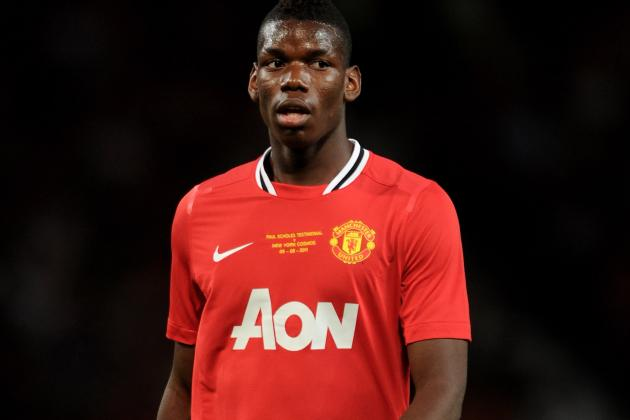 Manchester United Transfer News: Paul Pogba Signs for Juventus