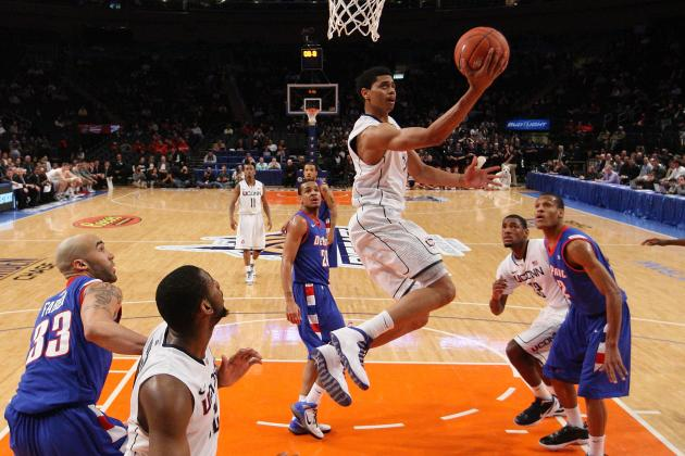 Big East Tournament 2012 Schedule and Bracket for Wednesday