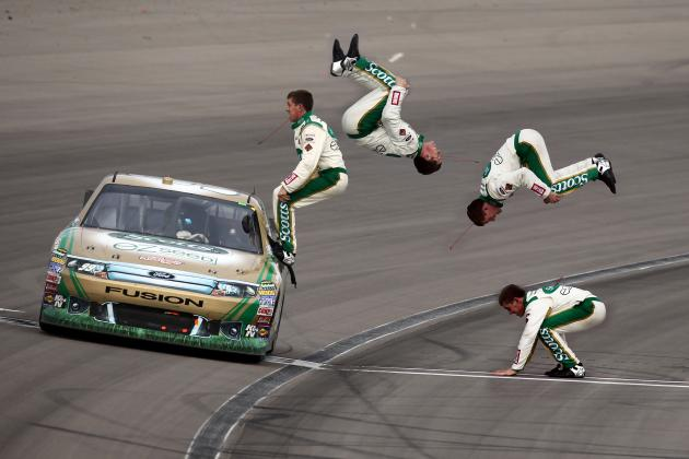 NASCAR at Las Vegas 2012: Start Time, Lineup, TV Schedule and More
