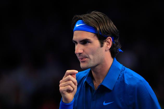 Roger Federer: Regaining World No. 1 Ranking Resumes at Indian Wells