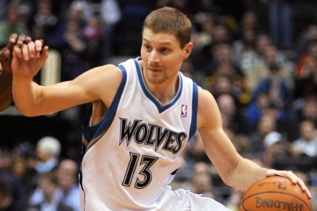 NBA Trade Rumors: Luke Ridnour Is Realistic Option for Trail Blazers at Deadline