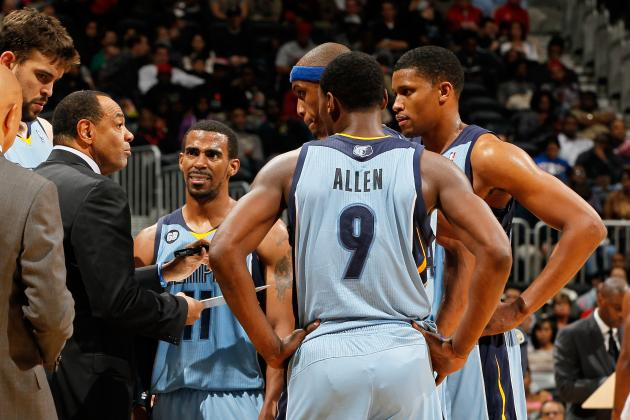 Memphis Grizzlies: Tony Allen's Gritty Play Is a Key to the Grizzlies Success