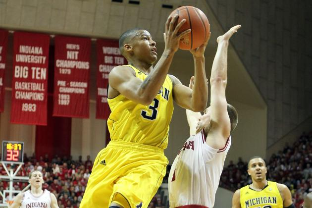 Big Ten Tournament 2012: Trey Burke and the 6 Most Exciting Players