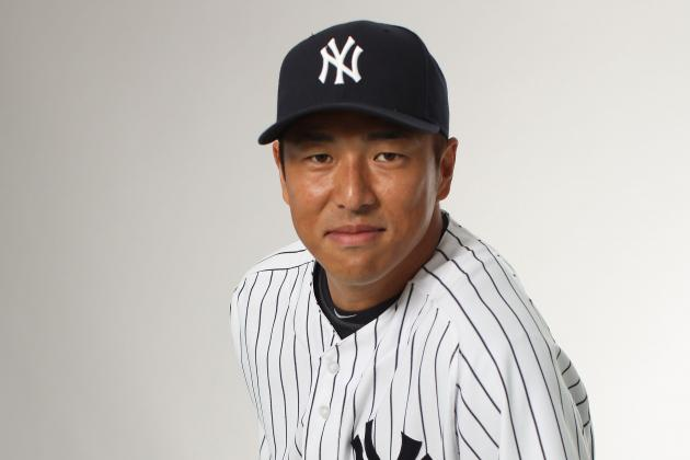 Yankees Get First Glimpse of Their New Workhorse, Hiroki Kuroda