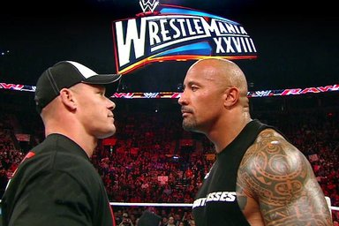 WWE: John Cena vs. the Rock Could Be Vince's Greatest Story Ever Told