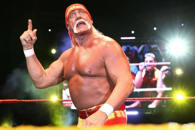 WWE News: Hulk Hogan Says Sex Tape Was